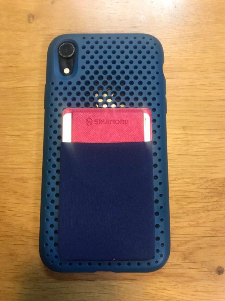 pasmo(パスモ)用iPhone(アイフォン)ケース
